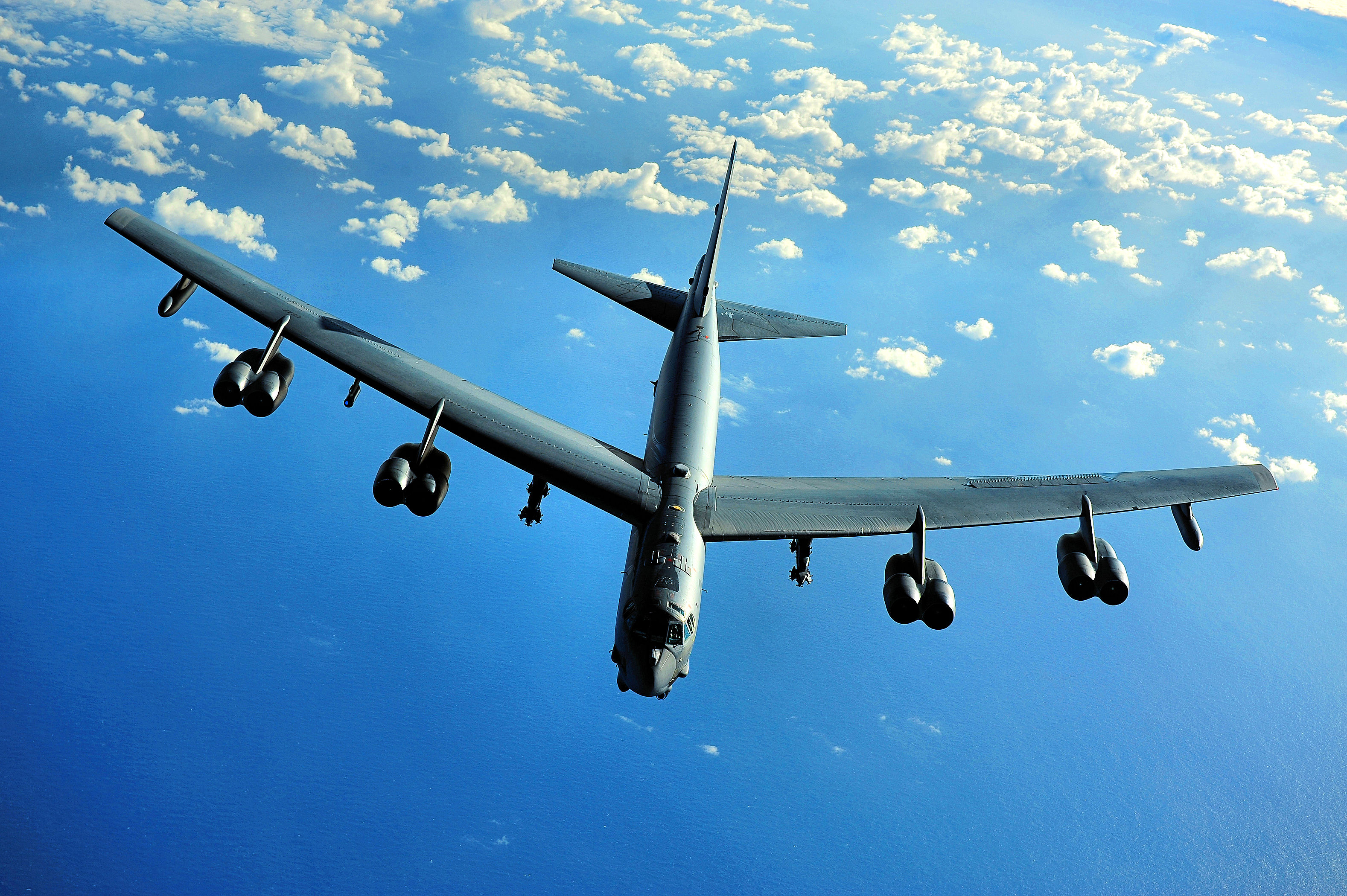 Бомбардировщик b-52  № 2853156 без смс