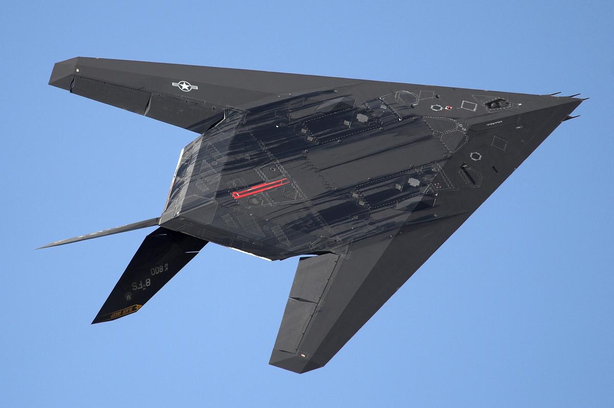Nighthawk plane