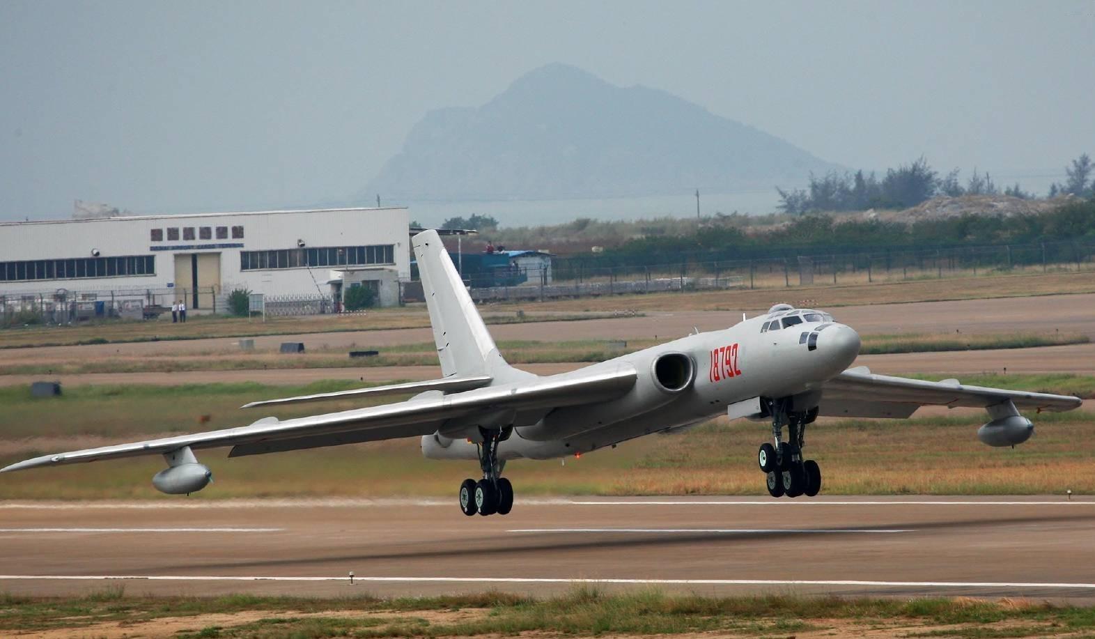 Летающий «Барсук» - самолет Ту-16