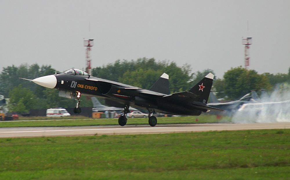 Су-47 «Беркут».