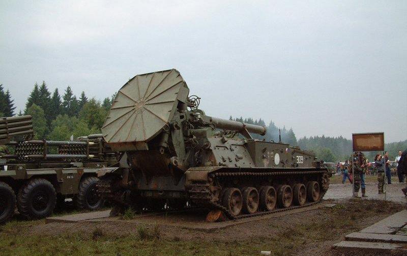 «Тюльпан» и «Малка» на защите российских границ