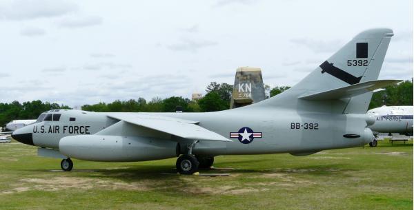 Douglas B-66 Destroyer. Бомбардировщик. (США)