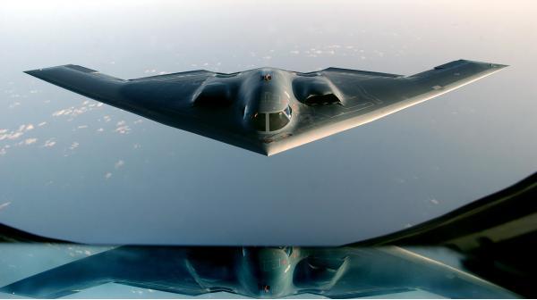 """B-2 """"Spirit"""". Стратегический бомбардировщик. (США)"""