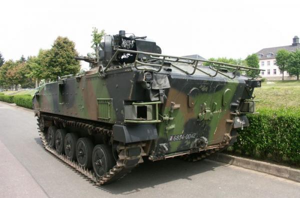 AMX-10P. БМП. (Франция)