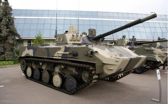 БМД-4. БМД. (Россия)