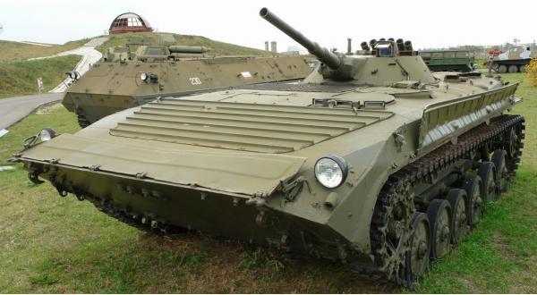 БМП-1. БМП. (СССР-Россия)