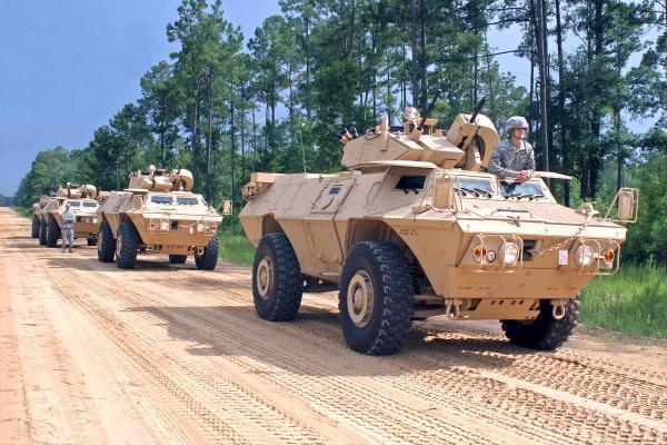 M1117 ASV. БТР. (США)