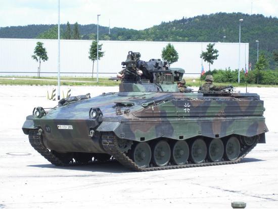 Marder 1. БМП. (Германия)