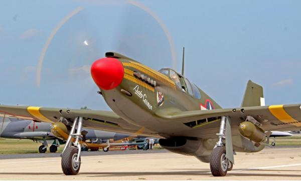 North American A-36 Apache. Штурмовик. (США)