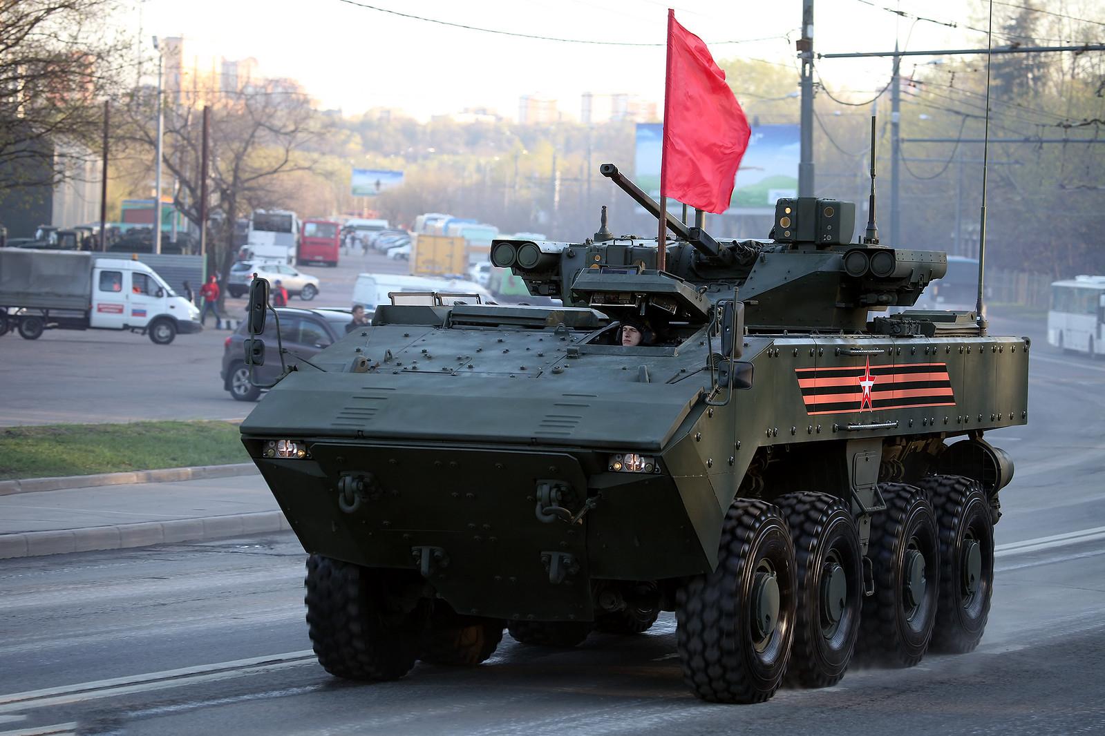 Бронетанковая техника россии фото
