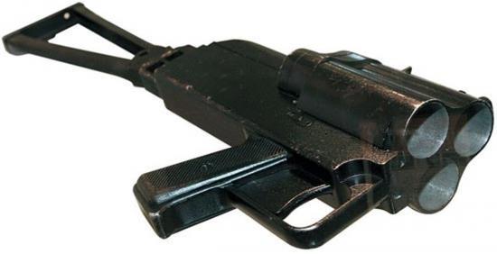 РГС-33. Гранатомет. (Россия)