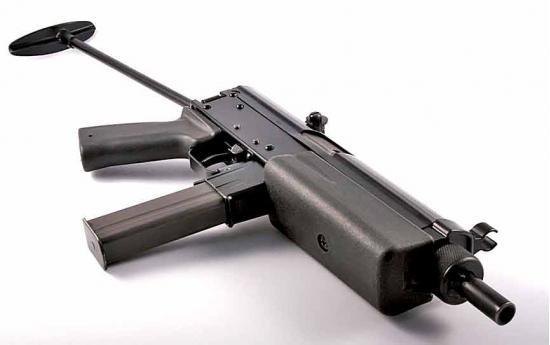 KGP-9. Пистолет-пулемет. (Венгрия)