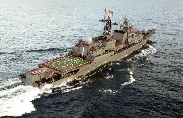 Сторожевые корабли проекта 11540.