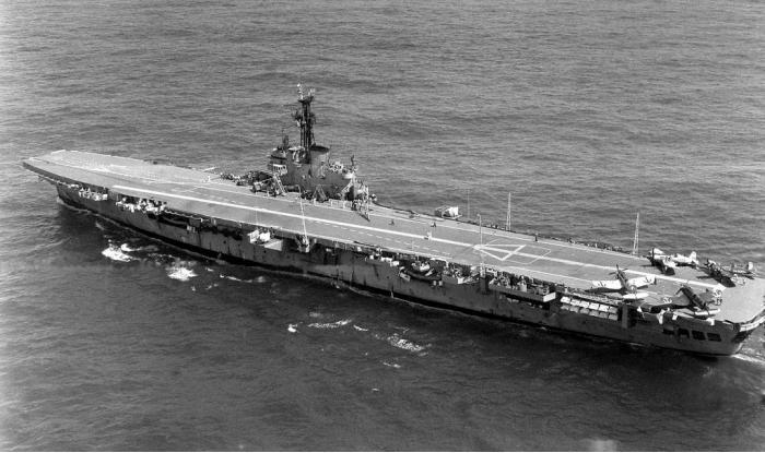 ARA Independencia (V-1) — авианосец ВМС Аргентины.