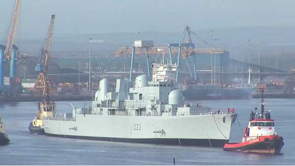 D23 HMS Bristol 4