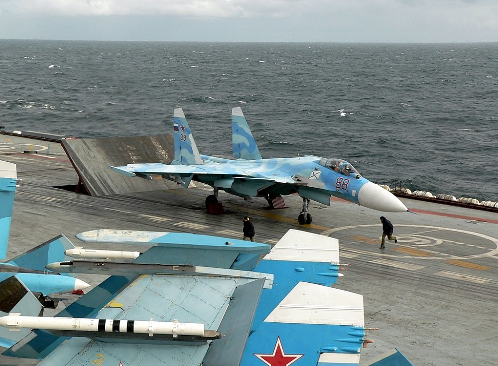 RuN Carriers and deck aviation future discussion - Page 33 SU-33_3