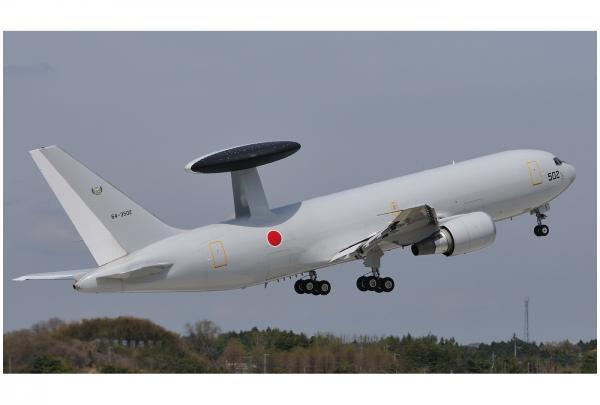 Boeing E-767. Самолет ДРЛО. (США). Описание, характеристики, изображения.