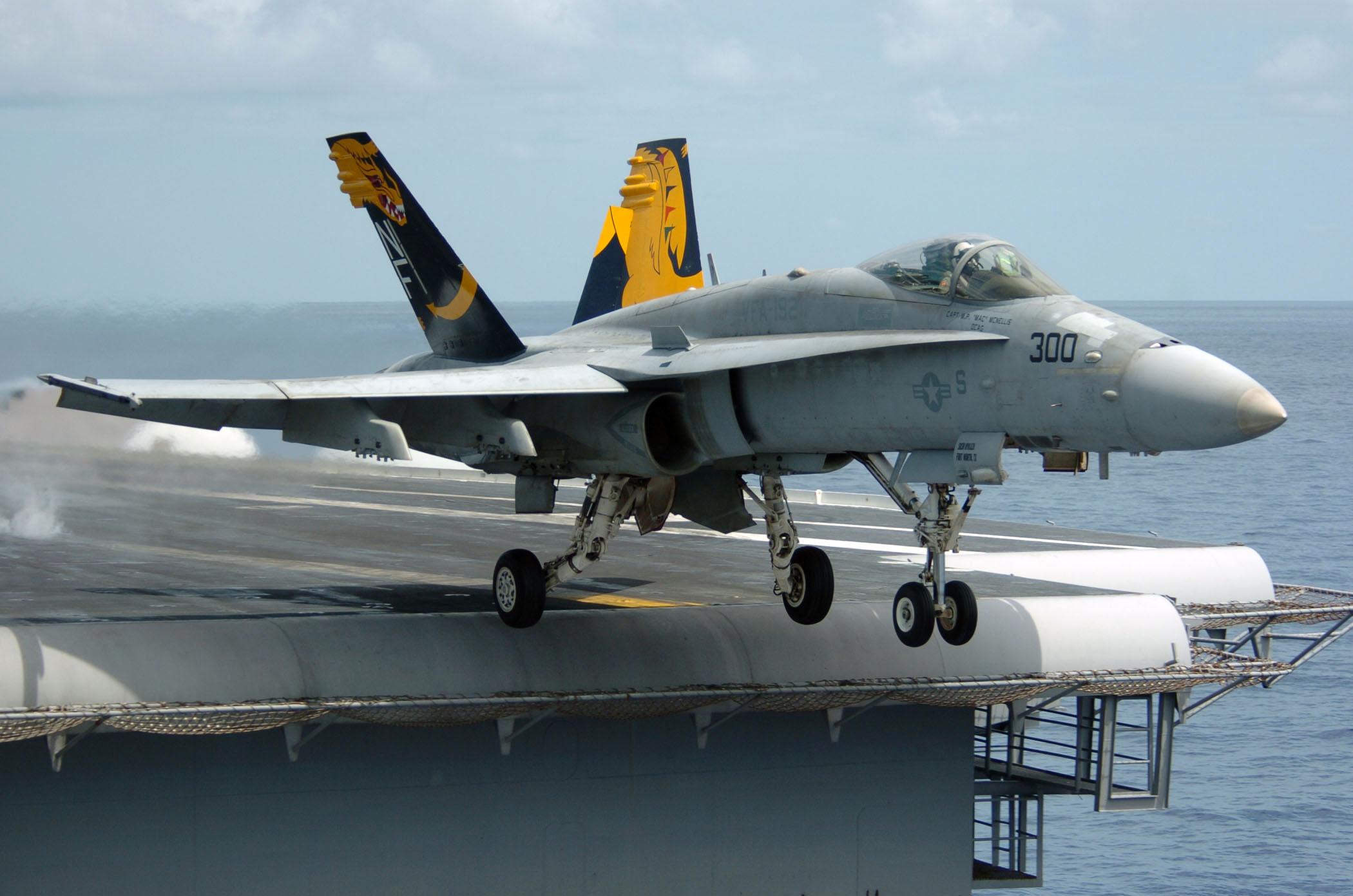 Обои палубный многоцелевой истребитель, super hornet, boeing, f/a-18f. Авиация foto 18