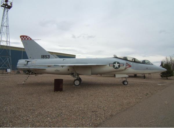 Grumman F-11 «Tiger». Истребитель-перехватчик. (США)
