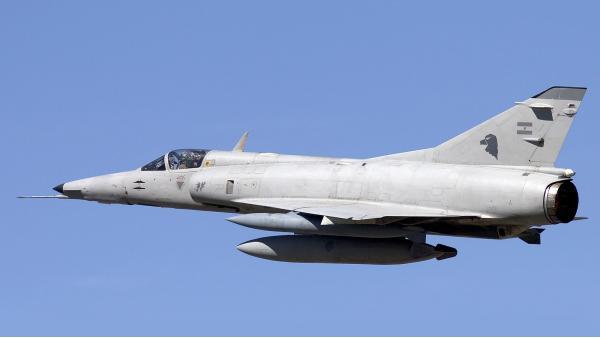 IAI Kfir. Многоцелевой истребитель. (Израиль)