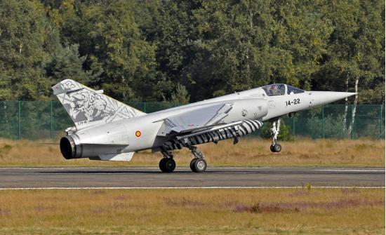Dassault Mirage F1. Многоцелевой истребитель. (Франция)