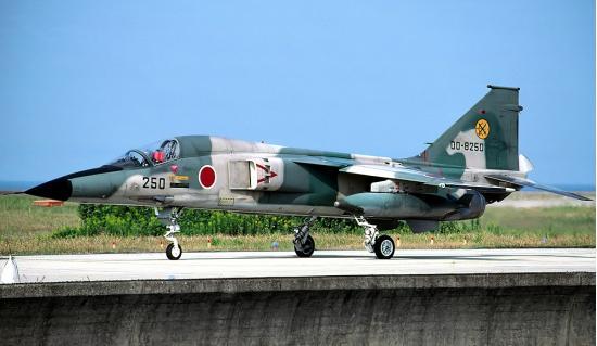 Mitsubishi F-1. Истребитель-бомбардировщик. (Япония)