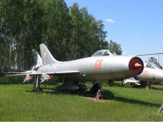 Су-9. Истребитель-перехватчик. (СССР)