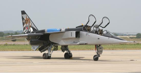 SEPECAT Jaguar. Истребитель. (Англия-Франция)