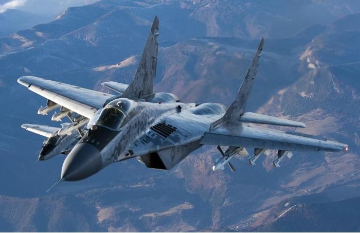 МиГ-29. Истребитель. (СССР-Россия)