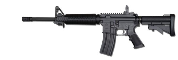 Diemaco C7 / C8. Штурмовые винтовки. (Канада)