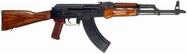 АКМ. Автомат Калашникова. (СССР-Россия)