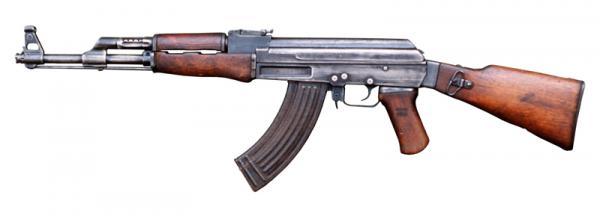 АК. Автомат Калашникова. (СССР-Россия)