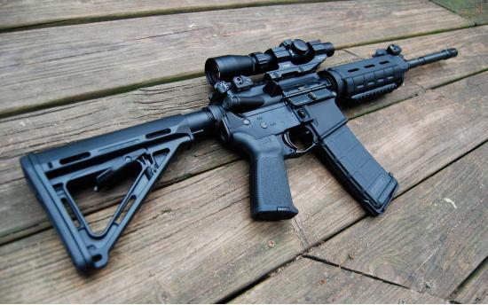 М4 / M4A1. Автомат. (США)