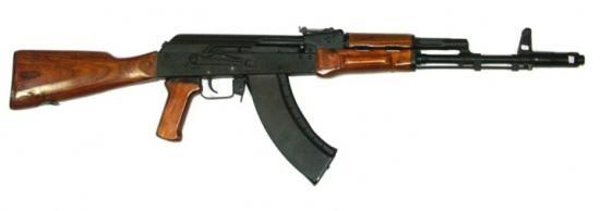 АК-74. Автомат. (СССР-Россия)