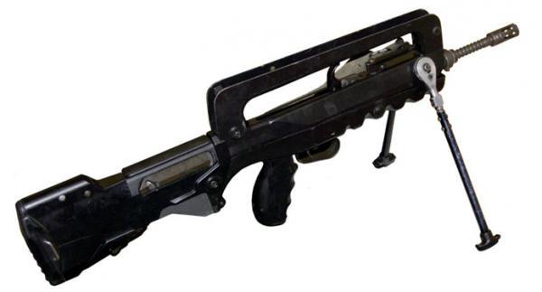 FAMAS. Штурмовая винтовка. (Франция)