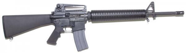 M16A4 - американская автоматическая винтовка.