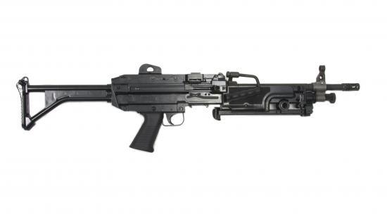 FN Minimi. Ручной пулемет. (Бельгия)