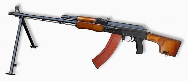 РПК-74. Ручной пулемет. (СССР-Россия)
