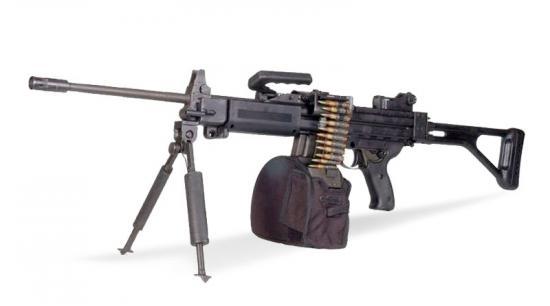 Negev. Ручной пулемет. (Израиль)