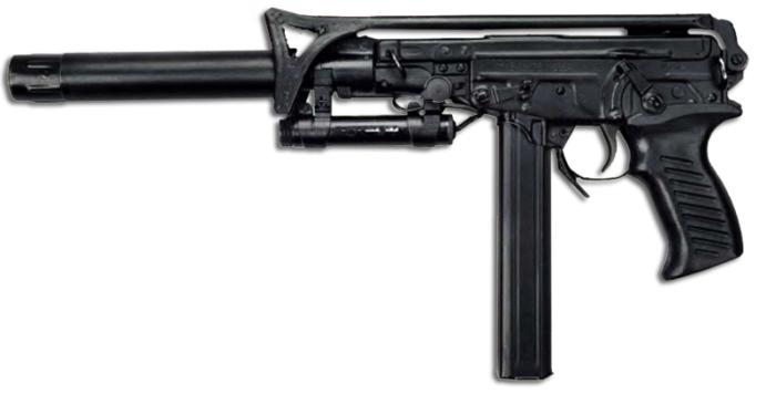ОЦ-02 (ТКБ-0217) «Кипарис» (CCCР-Россия)