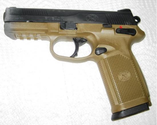 FN FNP-45 (США-Бельгия)