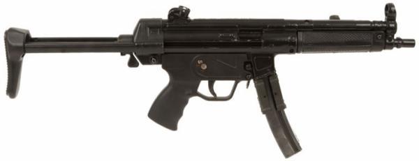 HK MP5 (Германия)