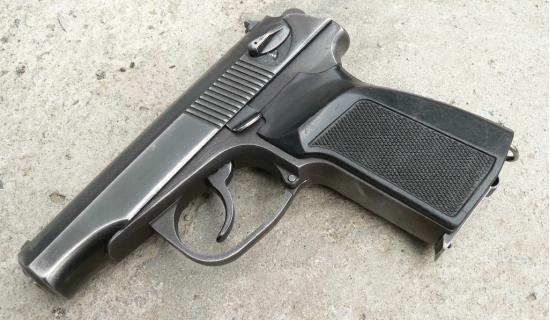 Пистолет Макарова модернизированный (ПММ). (Россия)