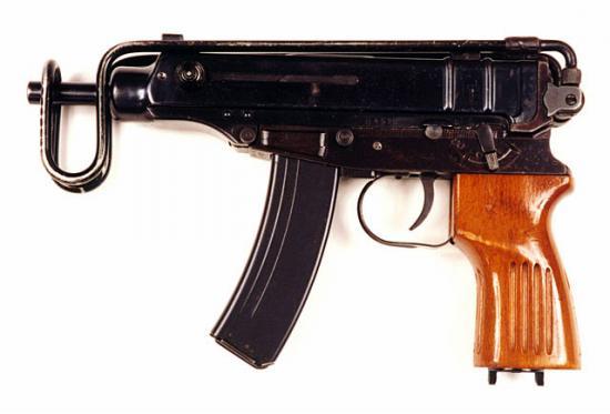 Škorpion vz. 61 (Чехия)