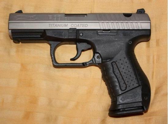 Walther P99 (Германия)