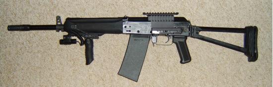 «Сайга-20». Самозарядное ружье. (Россия)