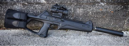 Beretta C×4 Storm. Самозарядный карабин. (Италия)