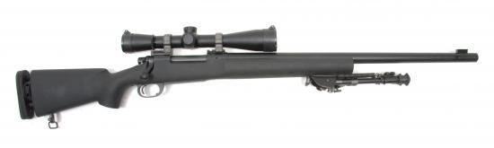 M24. Снайперская винтовка. (США)