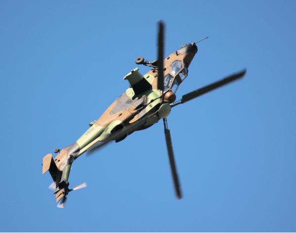 Eurocopter Tiger. Ударный вертолет. (Германия-Франция)