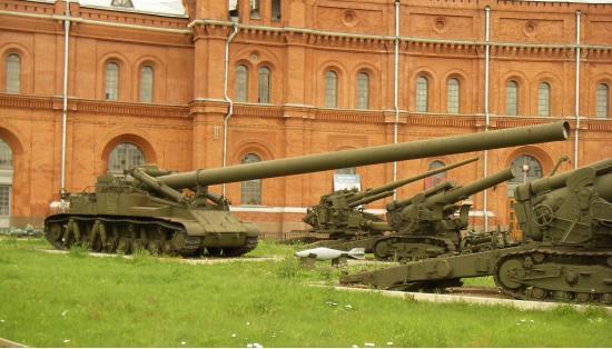 2Б1 «Ока». САУ. (СССР)